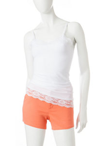 Wishful Park Solid Color Lace Cami