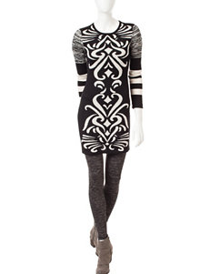 Romeo + Juliet Couture Black Sweater Dresses