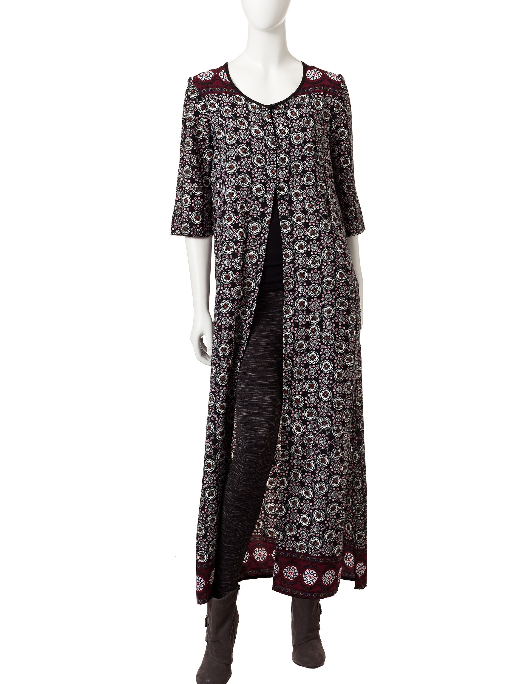 Romeo + Juliet Couture Burgundy