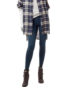 Romeo + Juliet Couture Cobalt Leggings