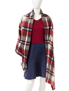 Romeo + Juliet Couture Red Plaid