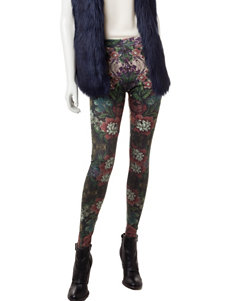Romeo + Juliet Couture Floral Skinny