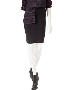 Romeo + Juliet  Couture Bandage Midi Skirt