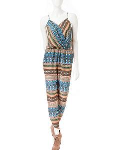 Romeo + Juliet Couture Blue Multi