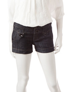 Boom Boom Blue Denim Shorts