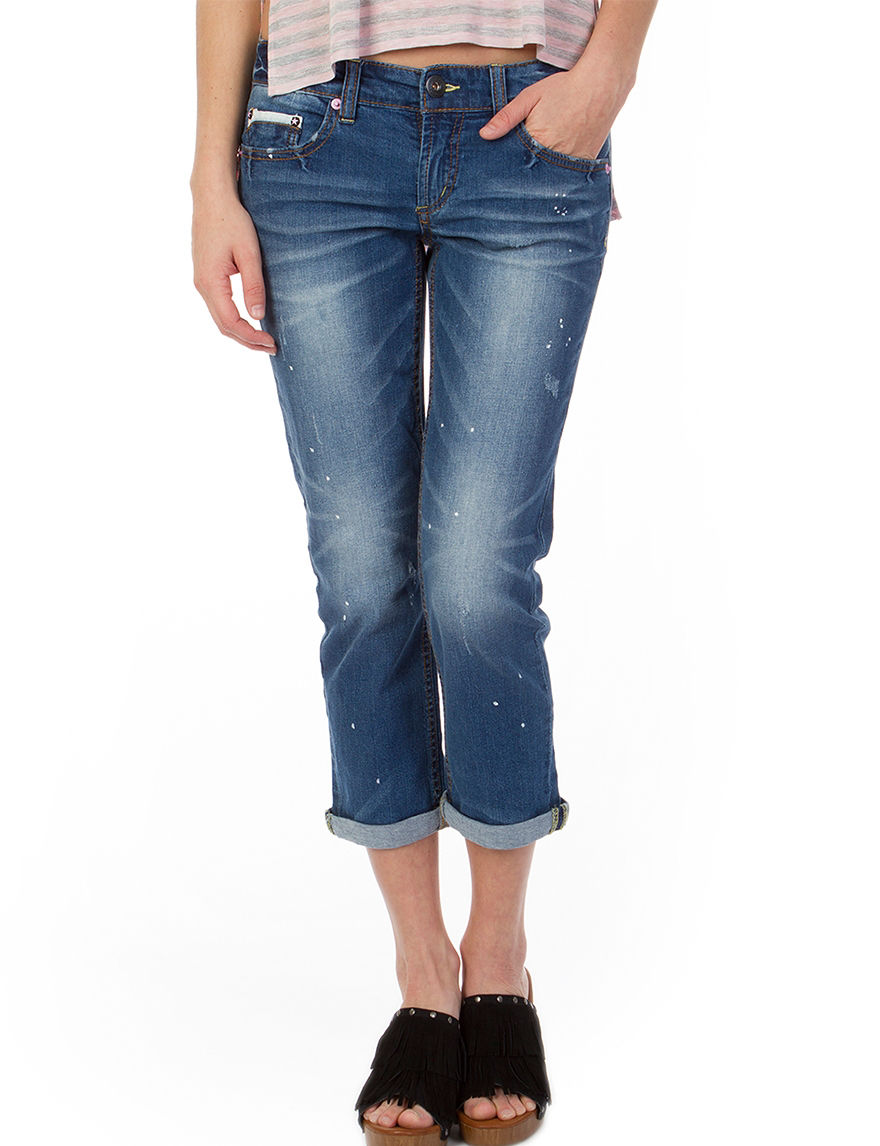 Union Bay Dark Blue - Rinse Skinny