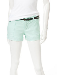BeBop Aquamarine Tailored Shorts