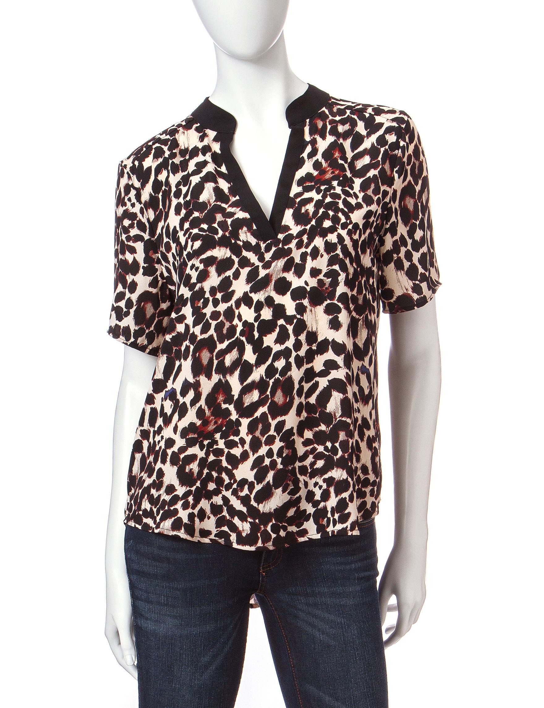 Wishful Park Cheetah Shirts & Blouses