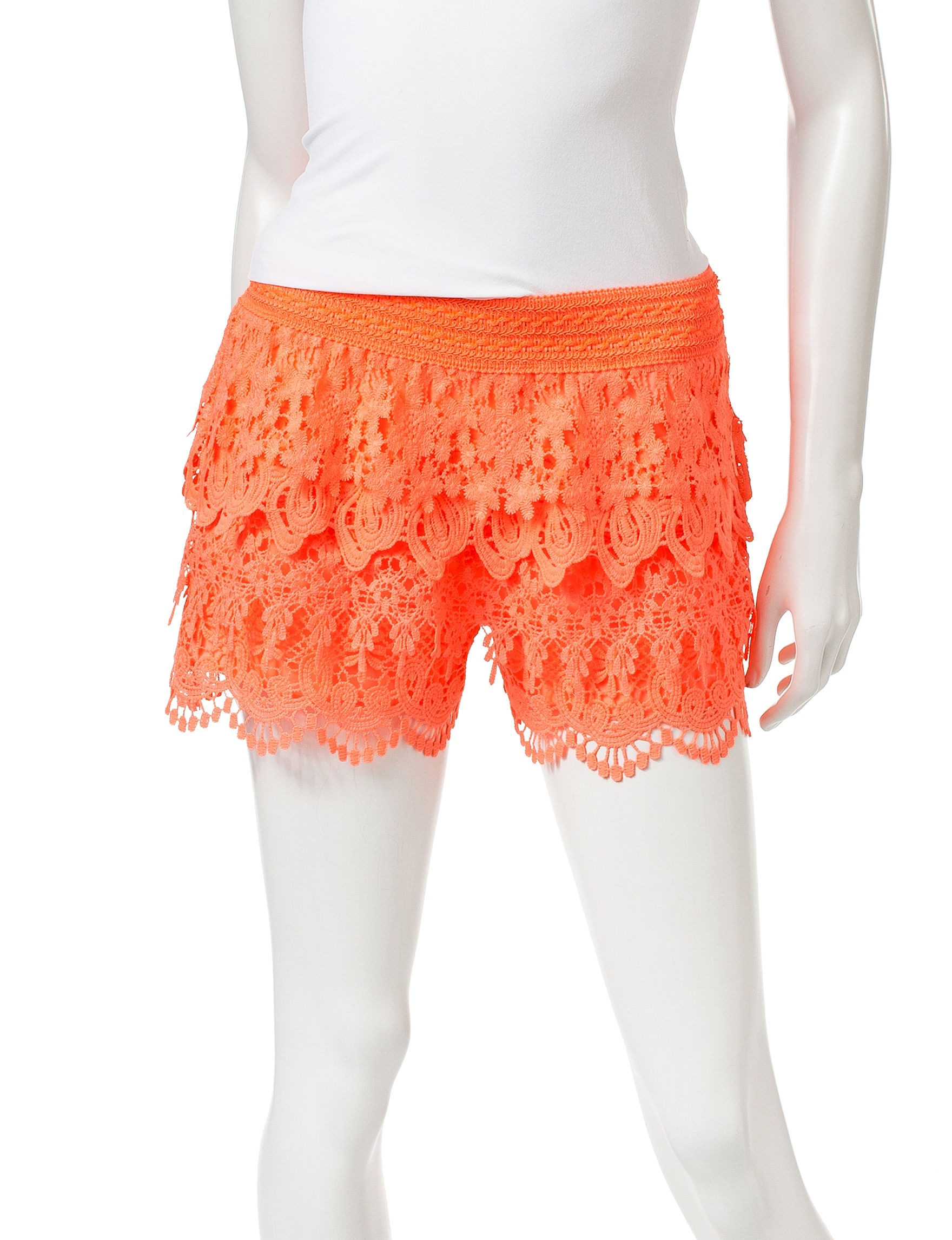 Justify Coral Soft Shorts