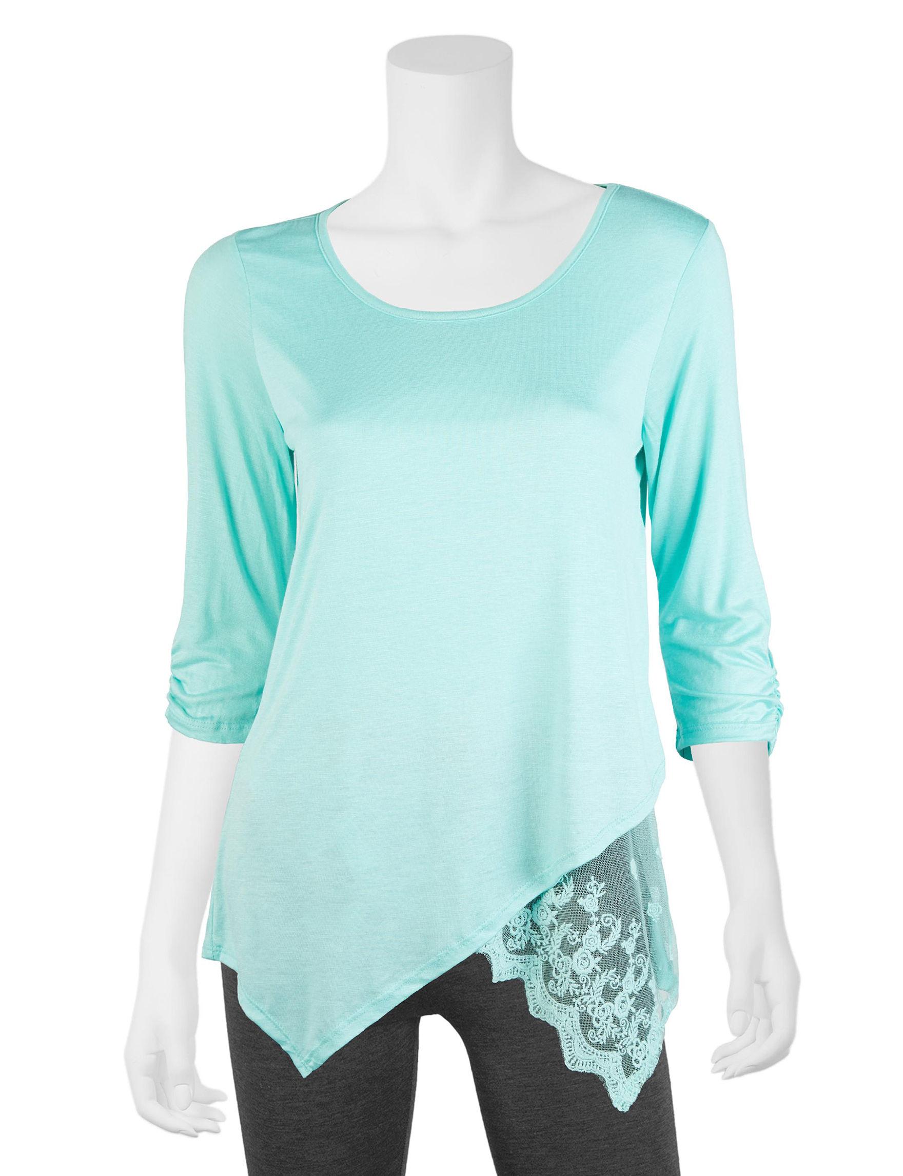 A. Byer Mint Shirts & Blouses