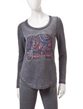 Almost Famous Barback Elephant Top