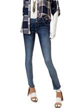 Amethyst Dark Blue Wash Skinny Jeans