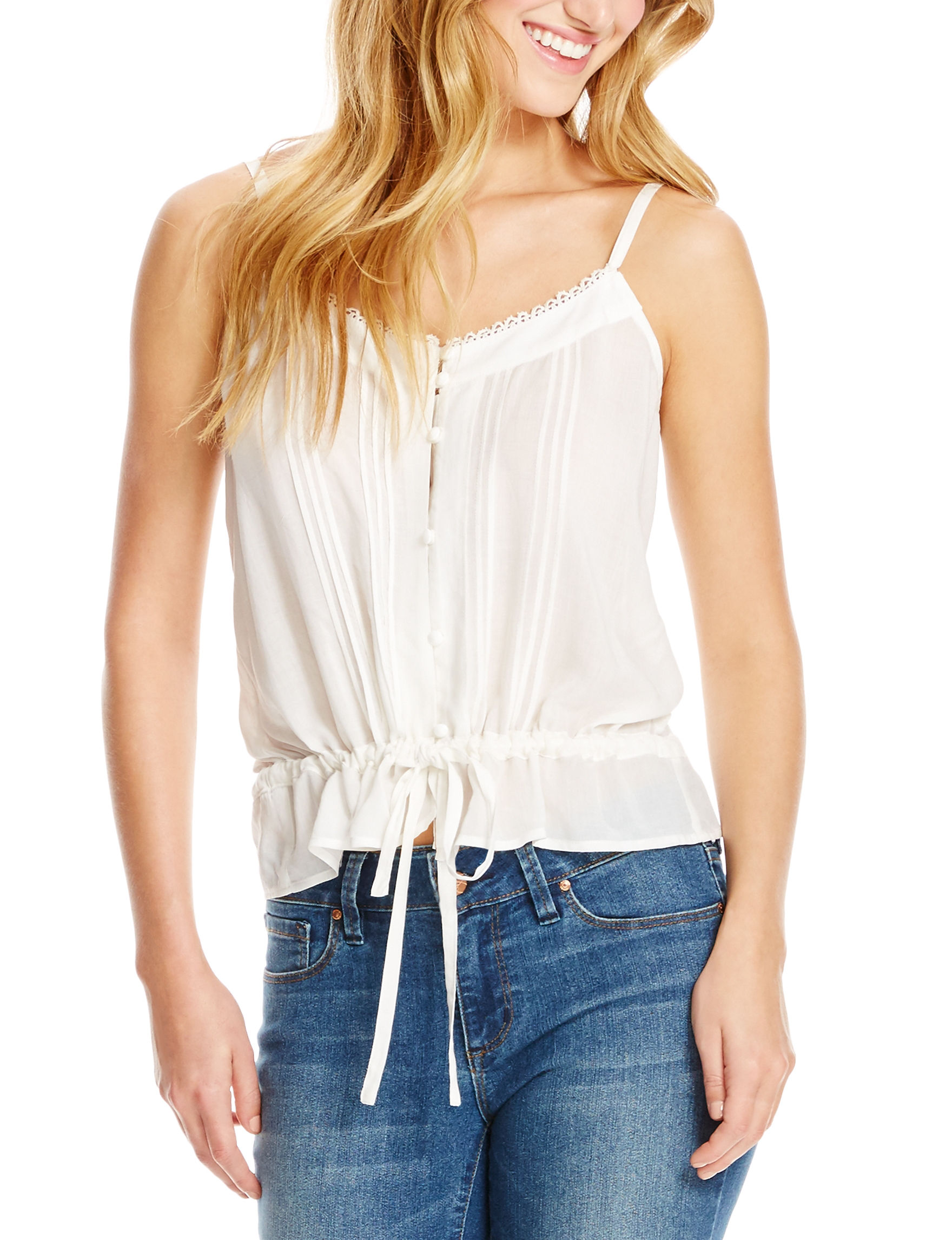 Jessica Simpson White Everyday & Casual