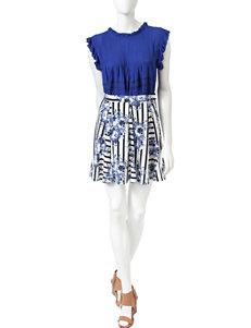 Romeo + Juliet Couture Blue Regular