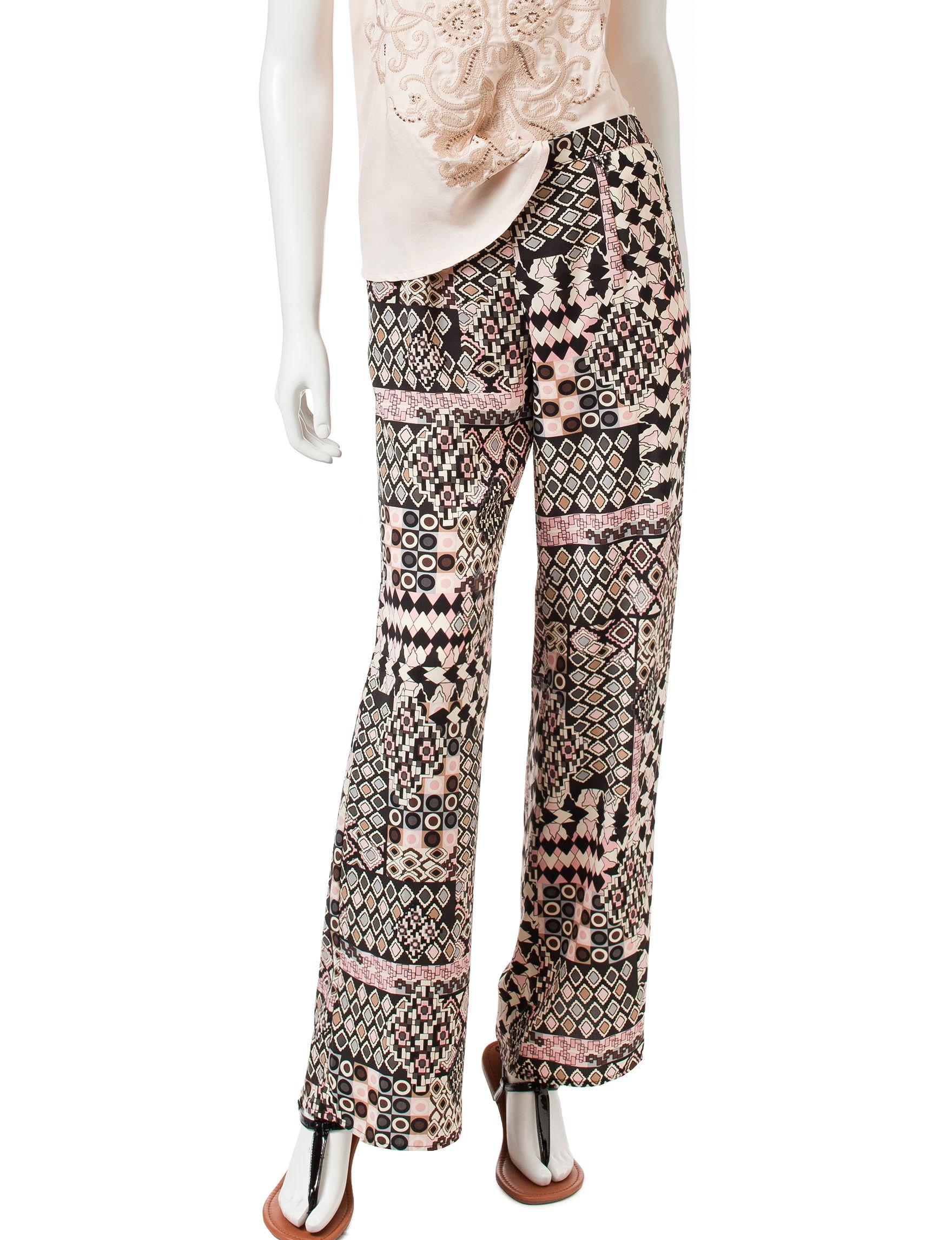 Romeo + Juliet Couture Rose Wide Leg