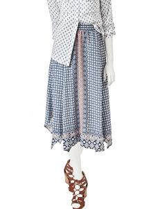 Romeo + Juliet Couture Blue Multi Regular