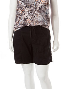 Unionbay Juniors-plus Stretch Twill Shorts