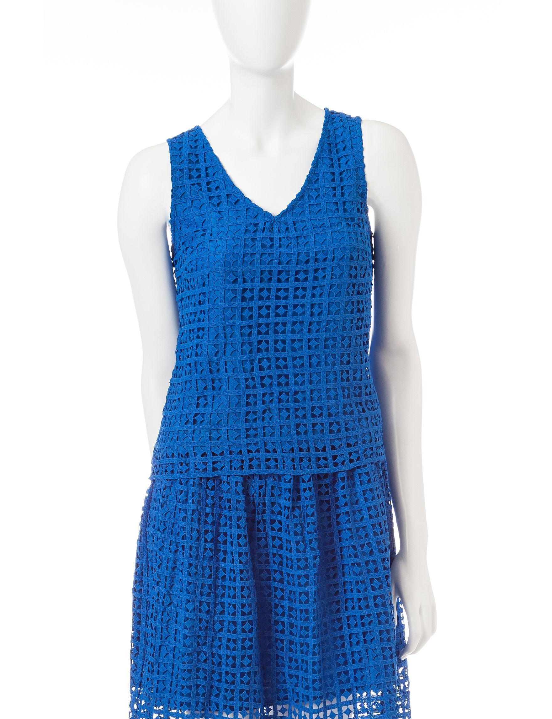 Kensie Bright Blue