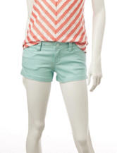 YMI Light Wash Denim Shorts