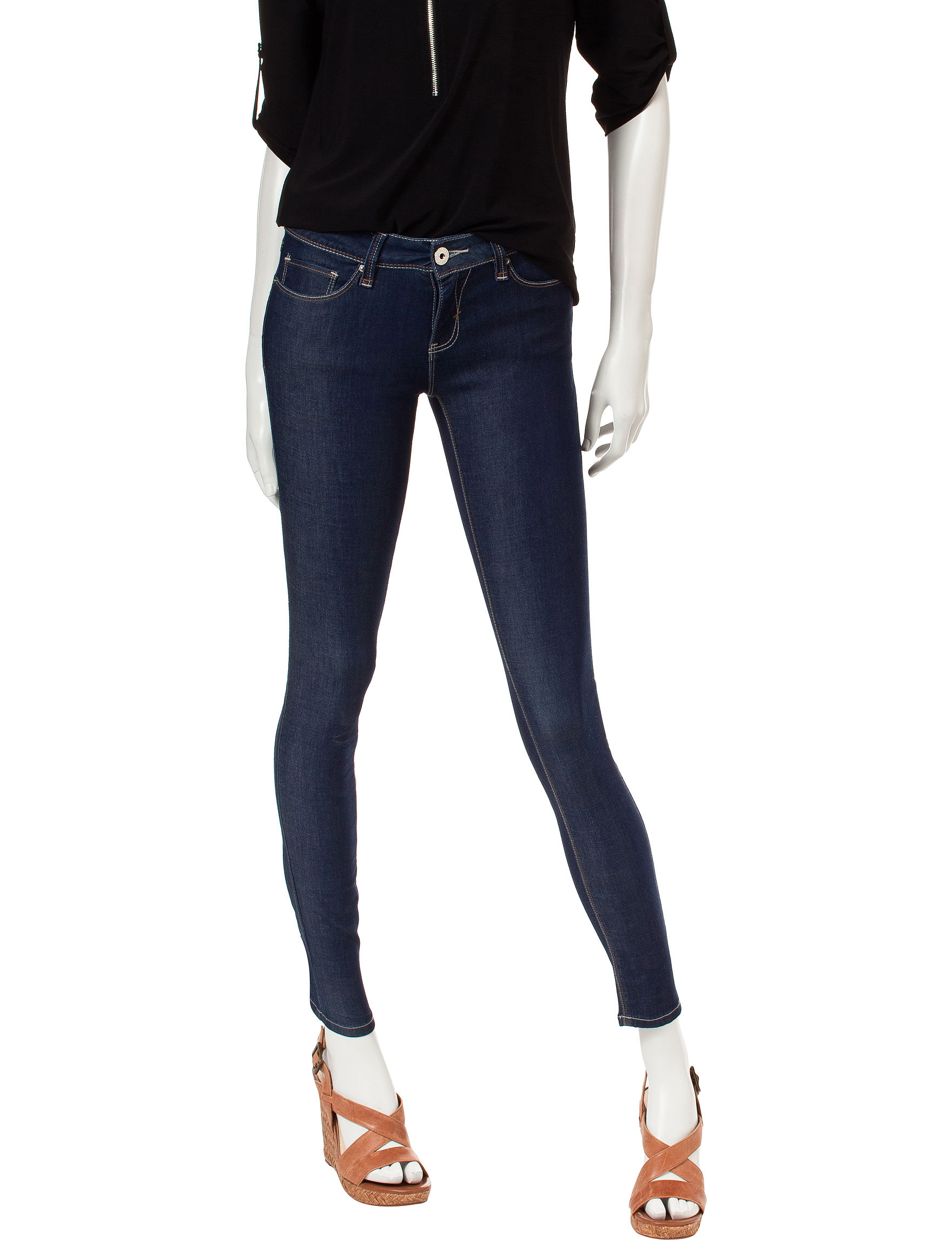 Wishful Park Dark Blue Skinny