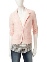 Living Doll Hacci Knit Blazer
