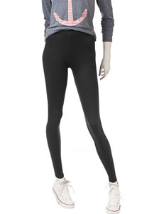 Justify Solid Knit Leggings