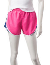 Oklahoma Color Block Running Shorts