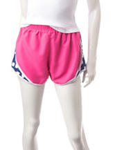 Arkansas Color Block Running Shorts