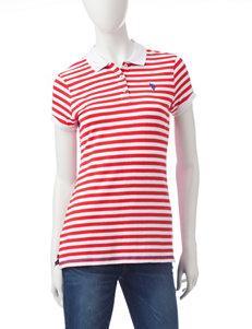 U.S. Polo Assn. Medium Red Shirts & Blouses