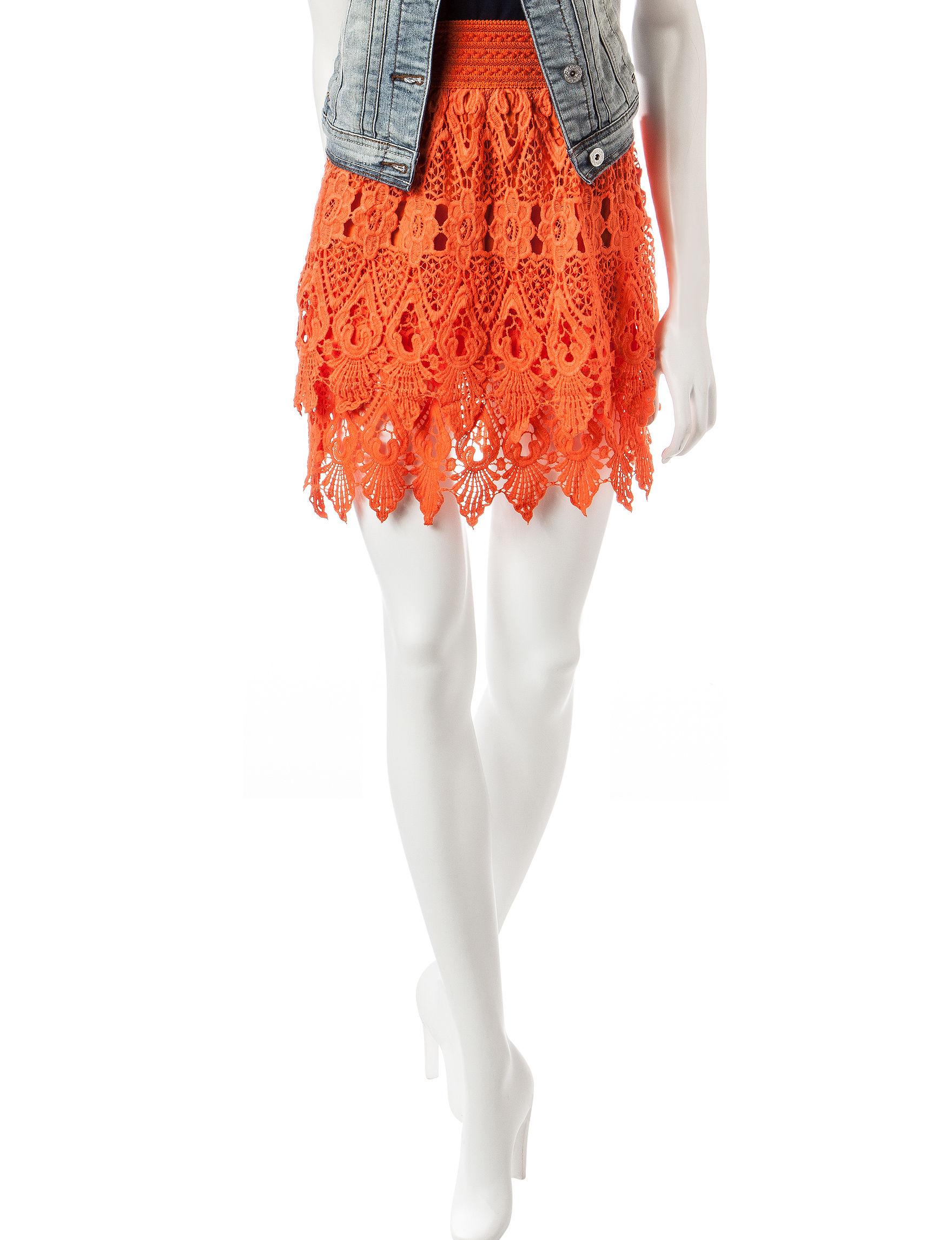Romeo + Juliet Couture Orange Slim