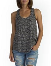 Unionbay® Medallion Print Tank Top