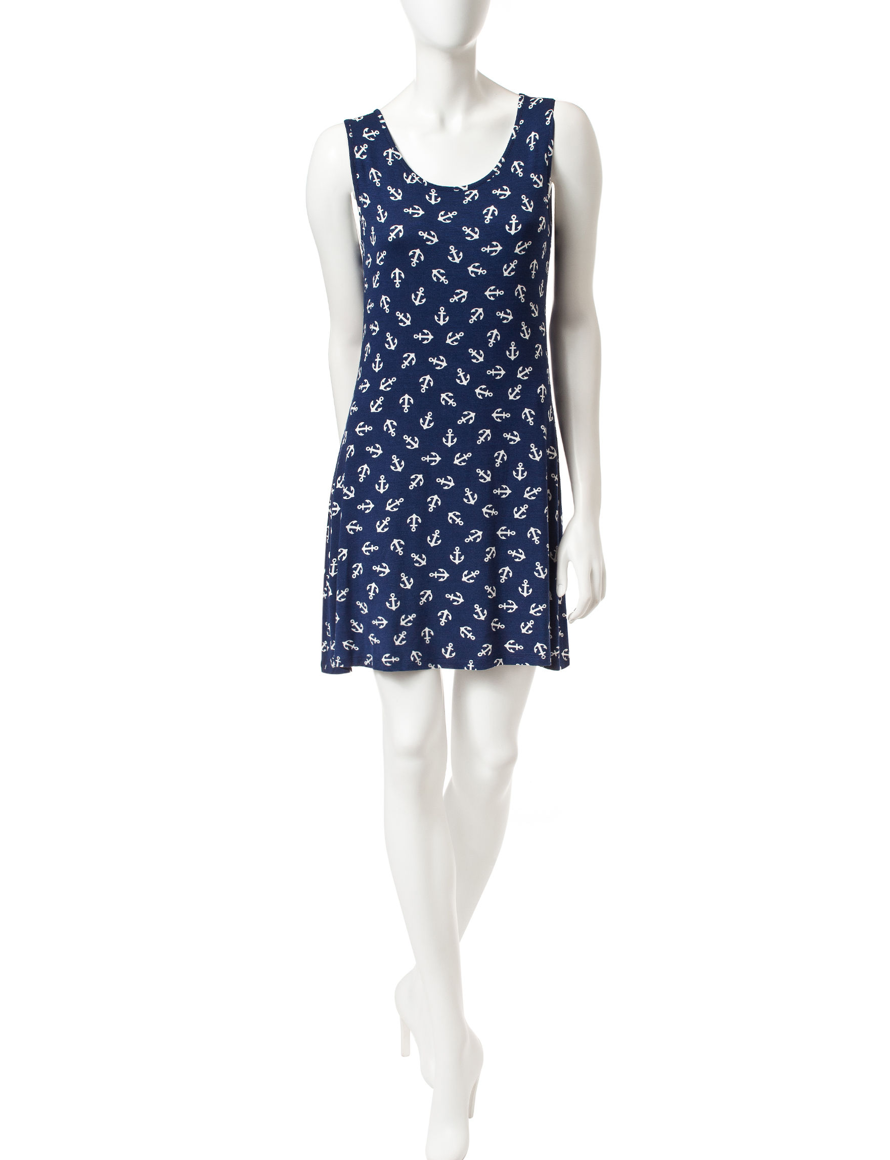 Liberty Love Navy Sundresses