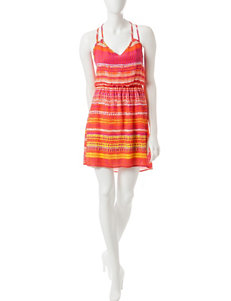 Liberty Love Pink Multi Sundresses