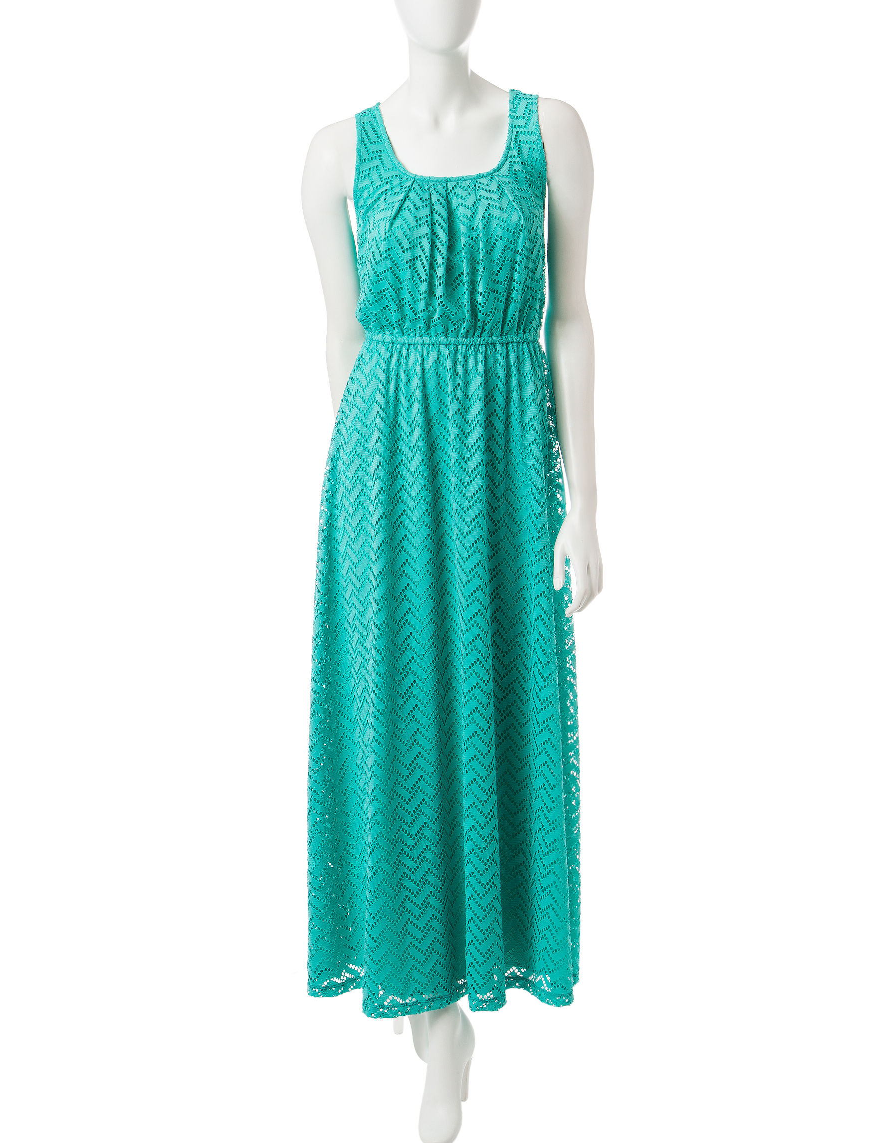 Liberty Love Turquoise Sundresses