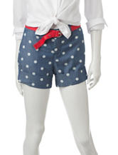 U.S. Polo Assn. Polka Dot Chino Shorts