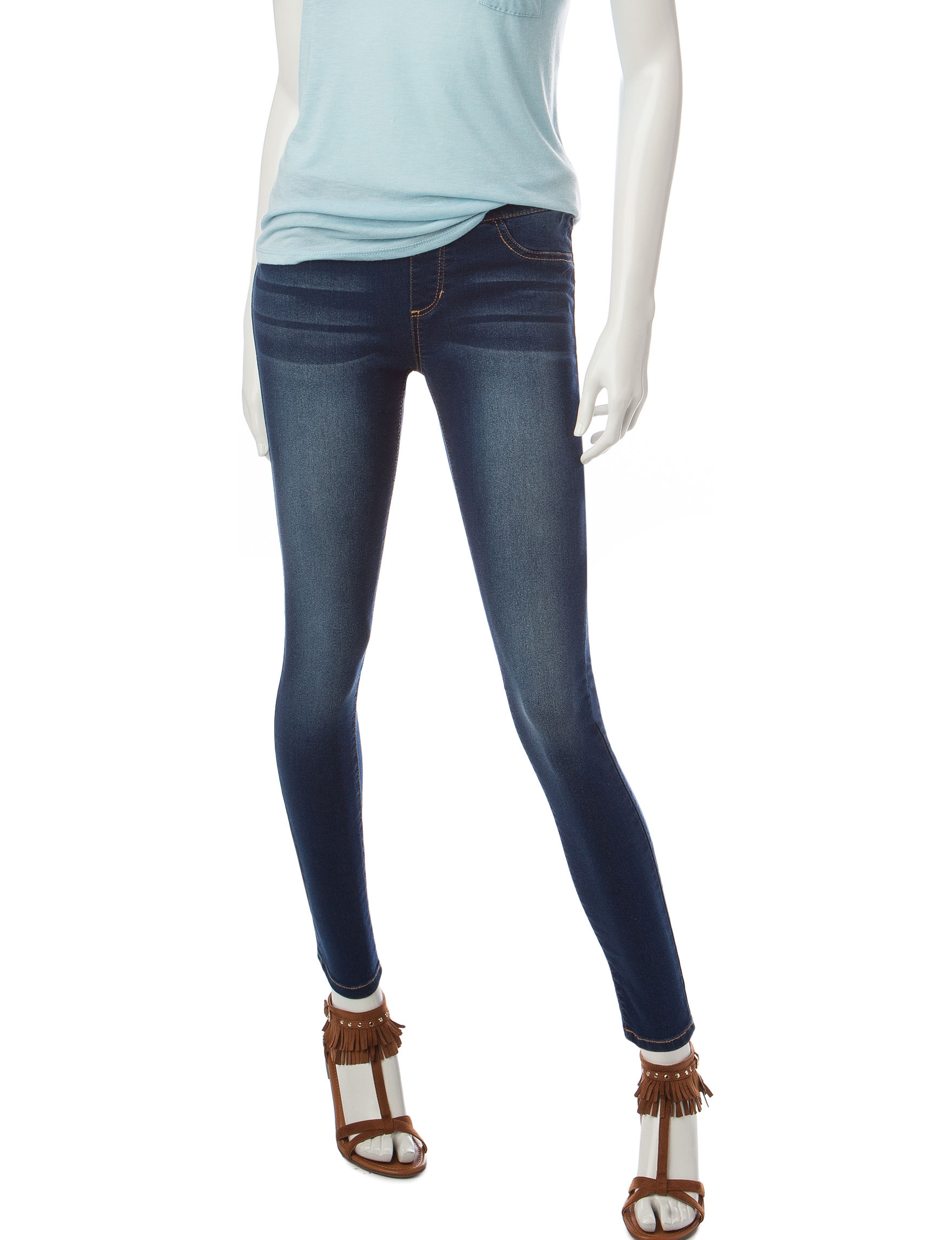 Wishful Park Dark Wash Skinny