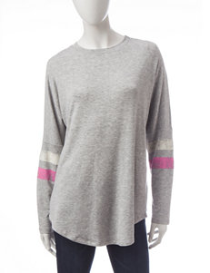 Living Doll Grey Pull-overs