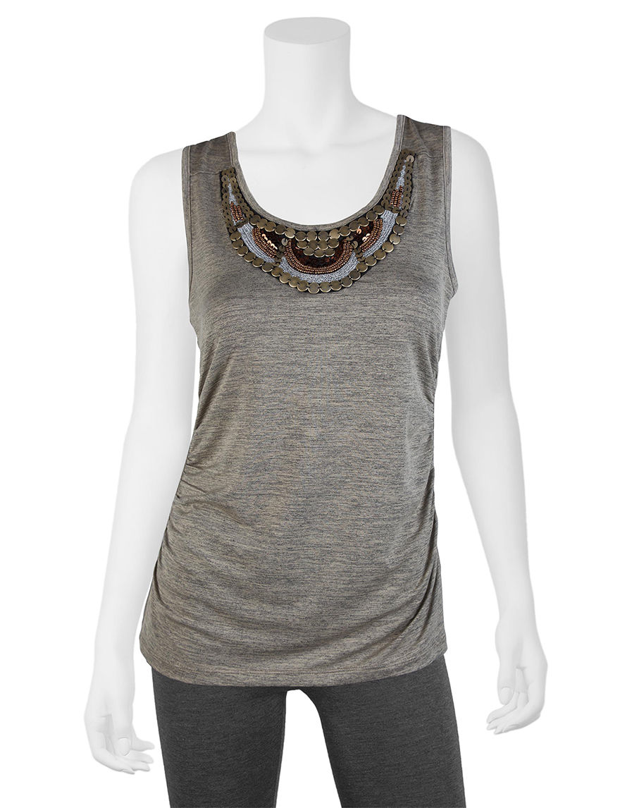 A. Byer Champagne Tees & Tanks