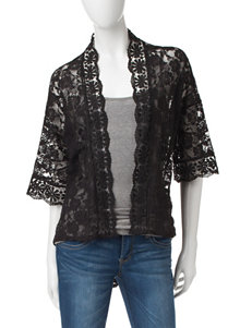 Made for Me to Look Amazing Black Shirts & Blouses