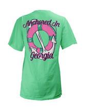 Anchored in Georgia Top