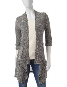 Living Doll Ivory / Black Shirts & Blouses