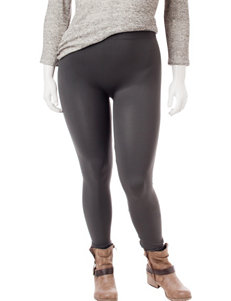 Extra Touch Grey Leggings