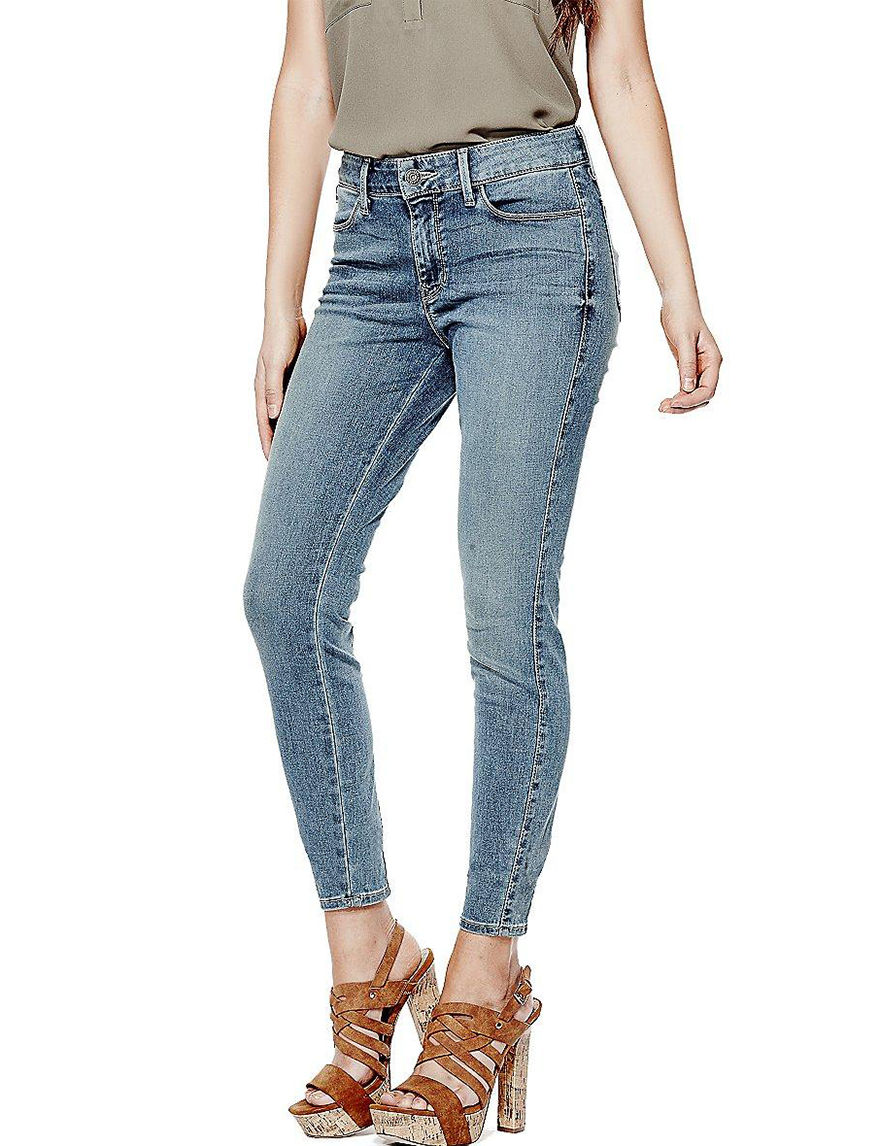 G by Guess Turquiose Skinny