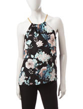 Justify Reversible Multicolor Floral Print