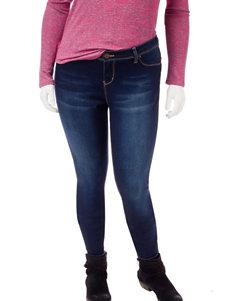 YMI Juniors-plus Betta Butt Skinny Jeans