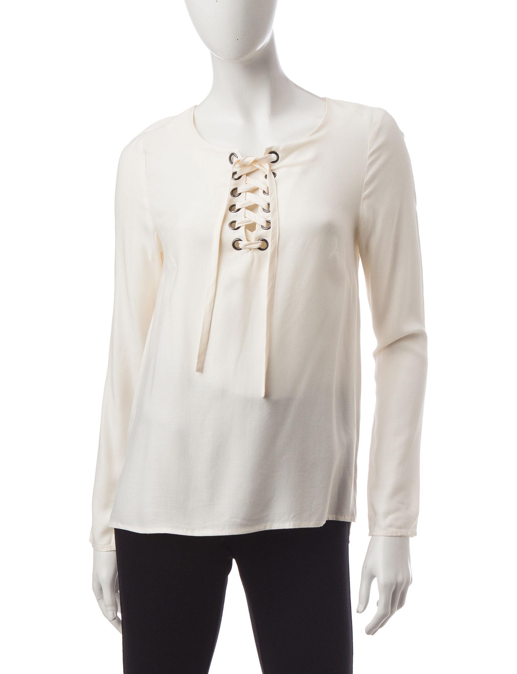Kensie Vanilla Shirts & Blouses