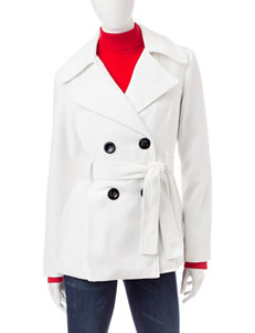 Rampage White Peacoats & Overcoats