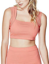 G by Guess Danise Twinset Bustier Top