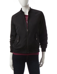 Justify Black Lightweight Jackets & Blazers