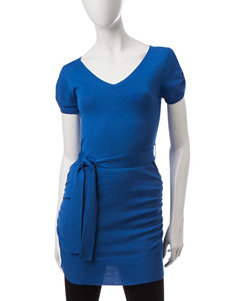 Made for Me to Look Amazing Blue Tunics